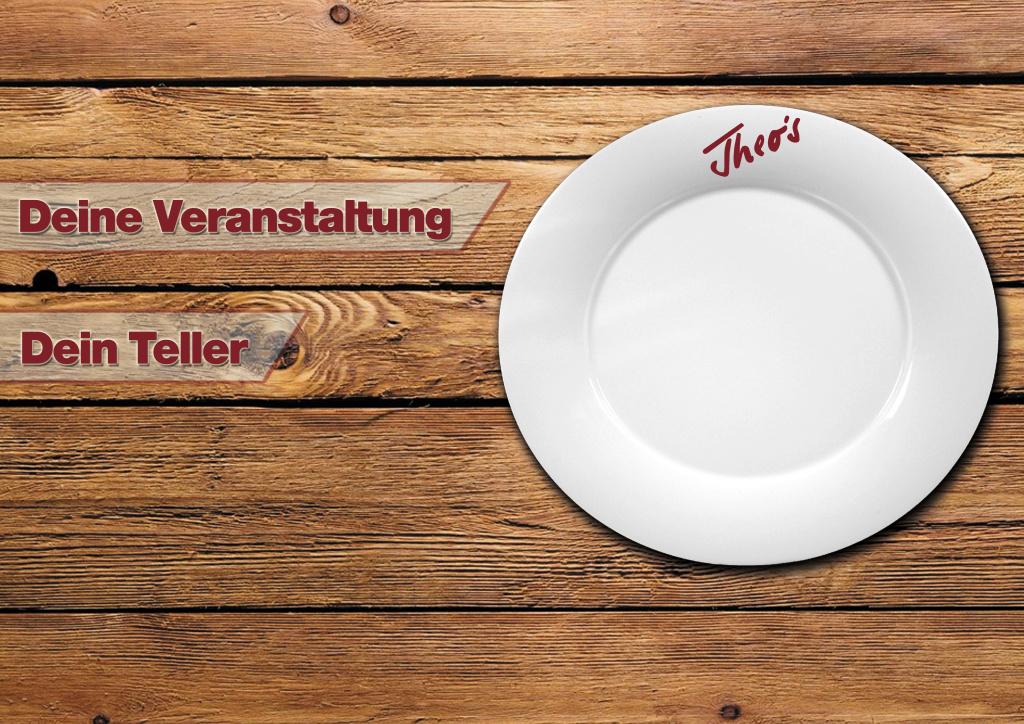 Teller Branding Grafik