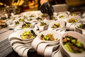 Partylöffel Savoy beim Tastetival
