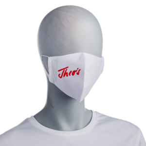 maske bedruckt